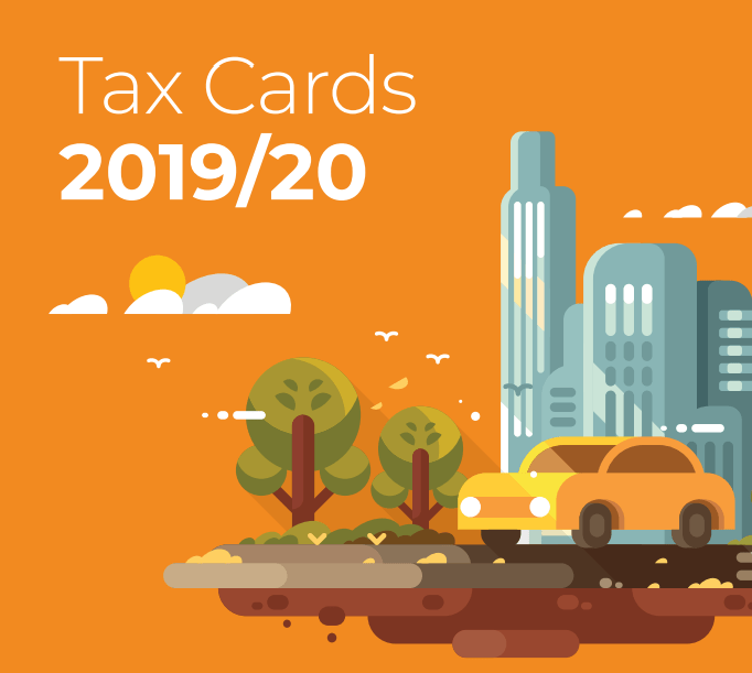 Tax Cards 2019/20
